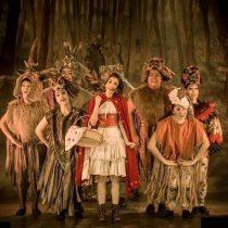 Teatro: Chapeuzinho Vermelho Como você nunca viu