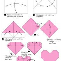 Origami: Dobraduras de papel para crianças Parte 2