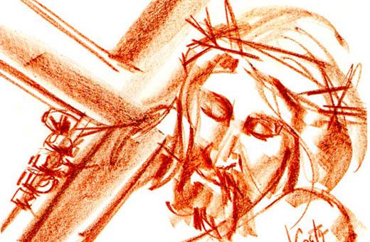 O significado da sexta feira Santa ou sexta feira da paixão