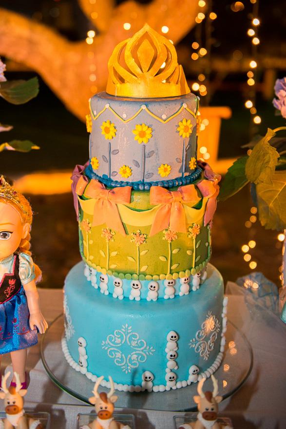 Festa Infantil: Frozen