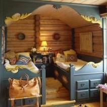 15 inspirações de quartos de gêmeos