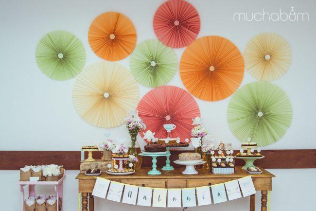 Festa Infantil: Chá da Antônia