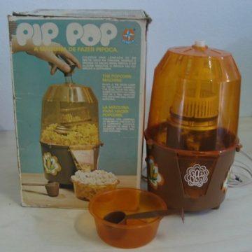 Brinquedos da década de 80