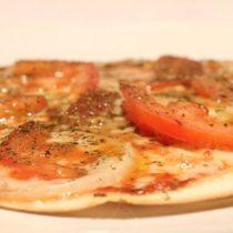 Receita: Pizza de Frigideira em 3 minutos