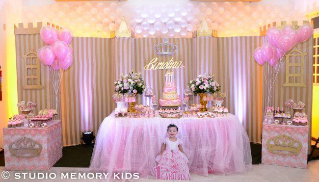 Festa Infantil: Princesas