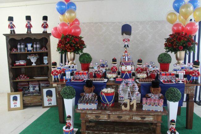 Festa Infantil: Soldadinho de Chumbo