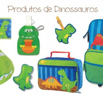 Baú da Lulu: Produtos criativos e coloridos paras a crianças
