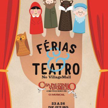 Teatro Infantil: Chapeuzinho Vermelho