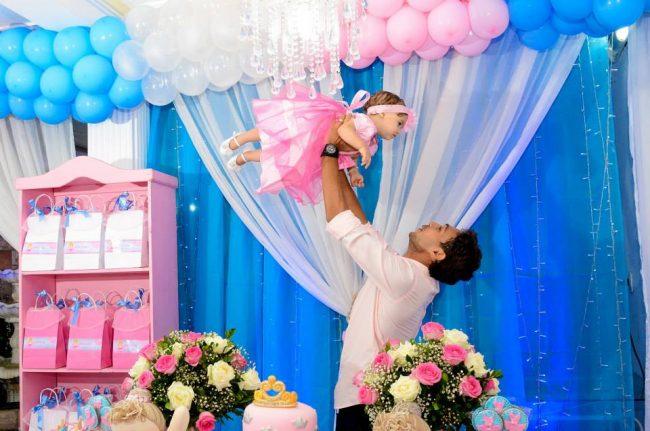 Festa Infantil: Bailarina(1)