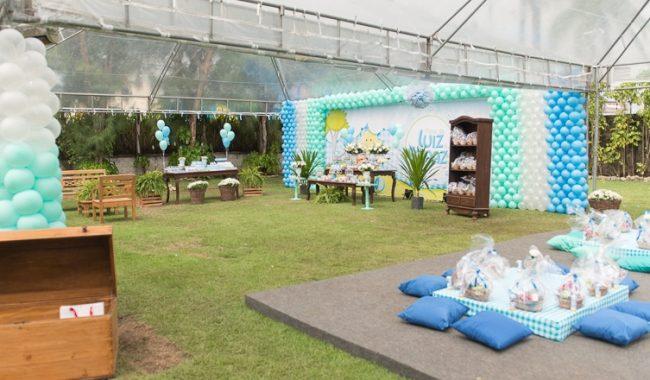 Festa Infantil: Piquenique