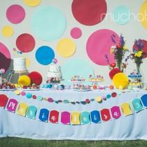Festa Infantil: Festa Confete