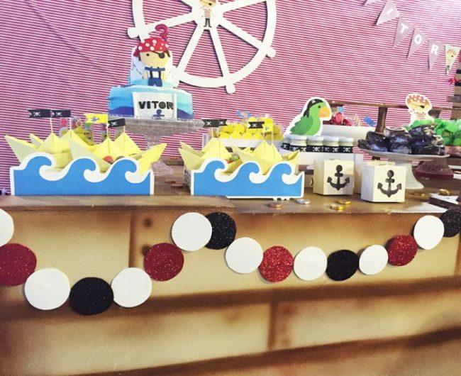 Festa Infantil: Pirata