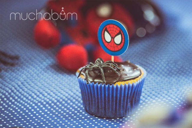 Festa Infantil: Festa Homem Aranha do Benjamin