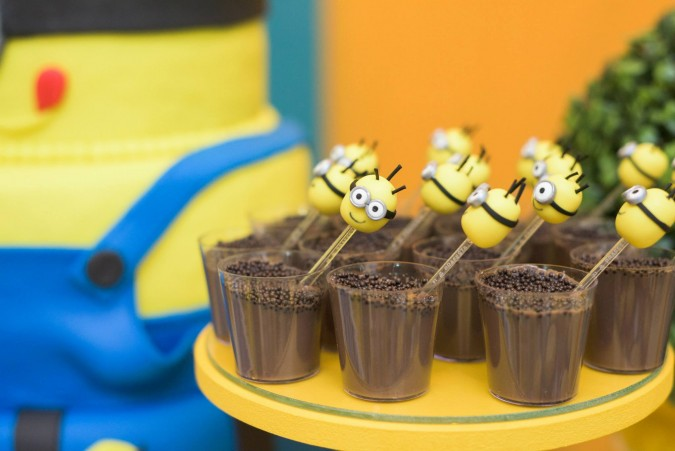 Festa Infantil: Minions