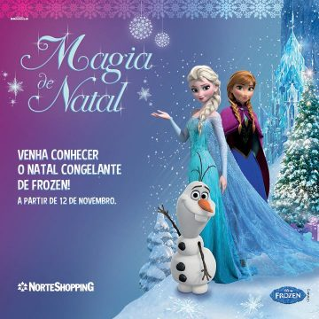 Natal no Norteshopping