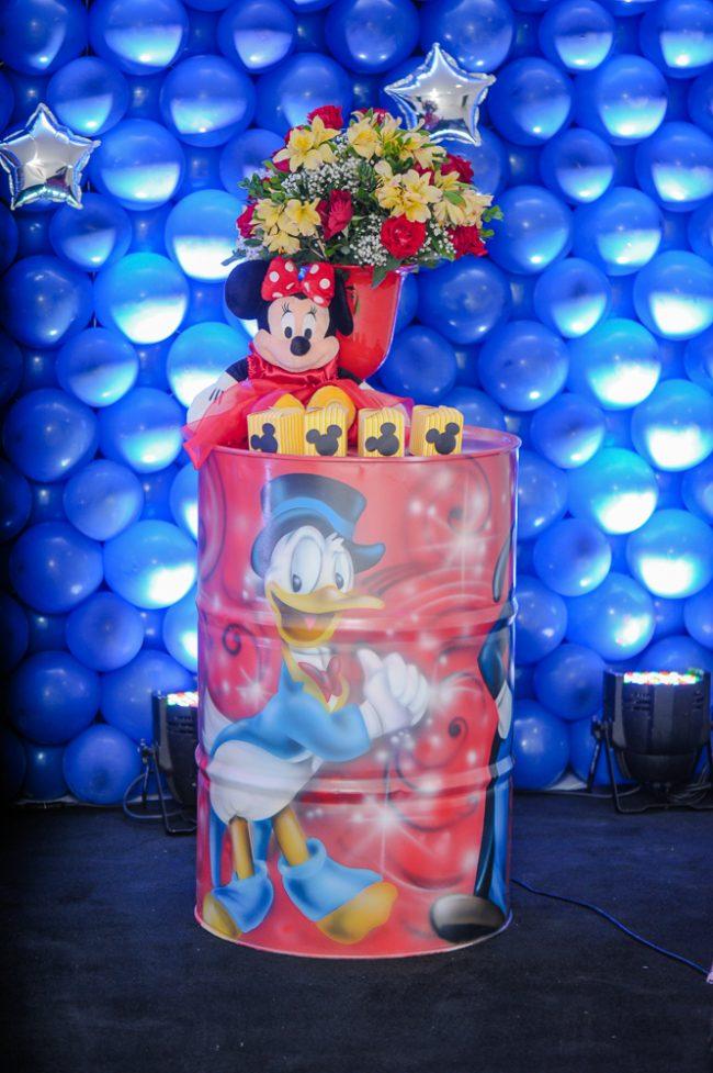 Festa Infantil: Castelo do Mickey