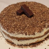 Receita: Torta Bis