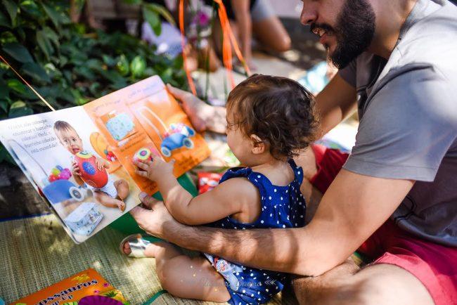 Burburinho: Um dia para famílias