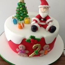 Bolos e Doces de Natal