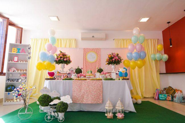 Festa Infantil: Chá de bebê