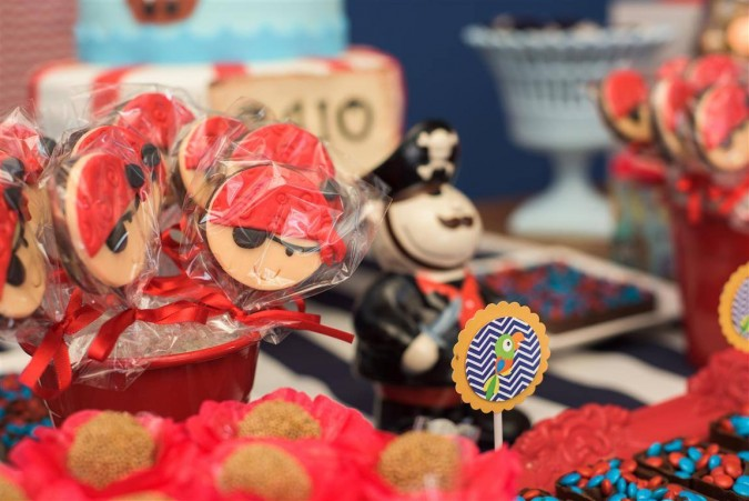 Festa Infantil: Piratinha
