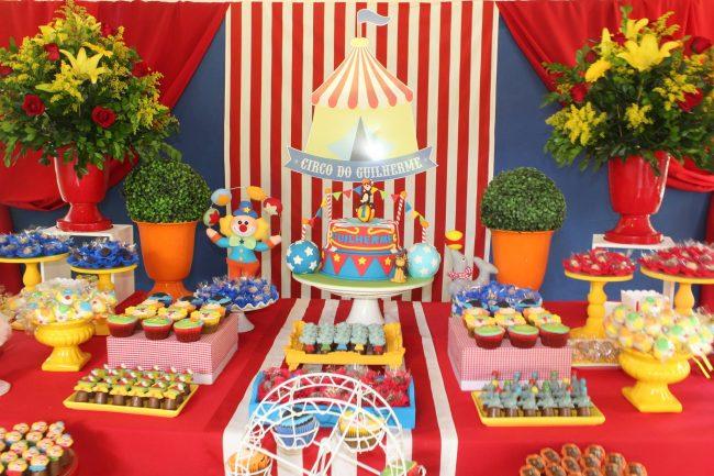 Festa Infantil: Circo