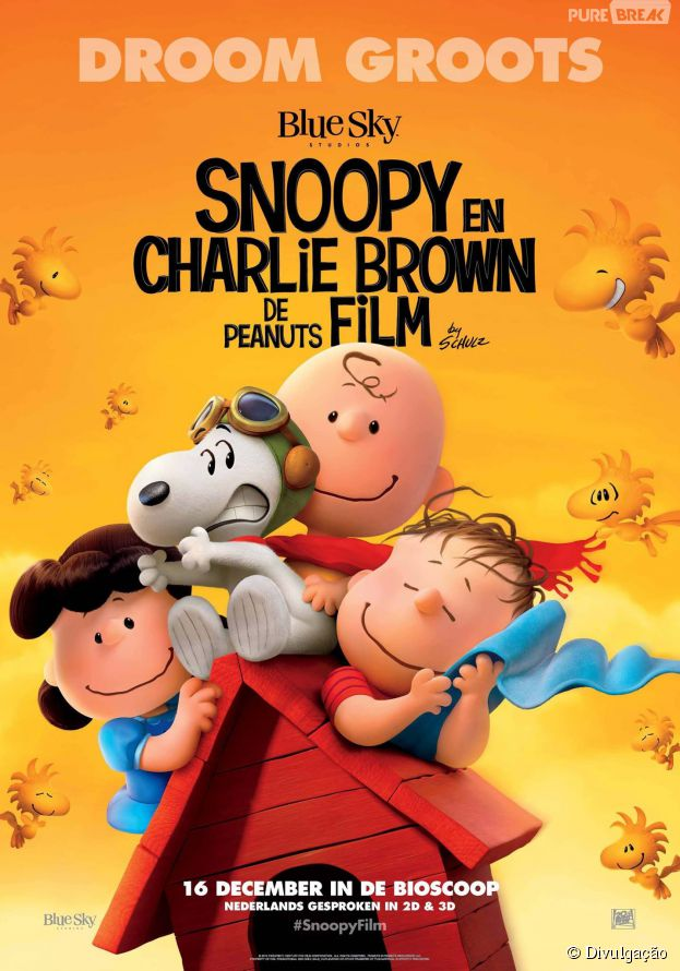 Filme: Snoopy e Charlie Brown