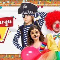 Bangu Shopping tem programação especial para as crianças no carnaval