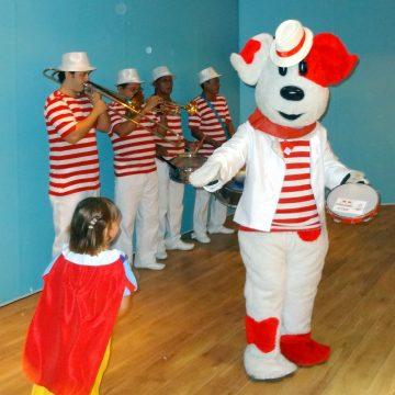 Férias do Pimentinha é a grande atração para as crianças no Rio Design Leblon