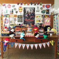 Festa Infantil: Super Heróis