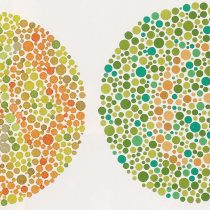 Diagnóstico de daltonismo deve ser feito na infância