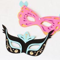 Máscaras para o Carnaval – Download Tuty!