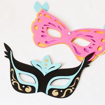 Máscaras para o Carnaval – Download Tuty!