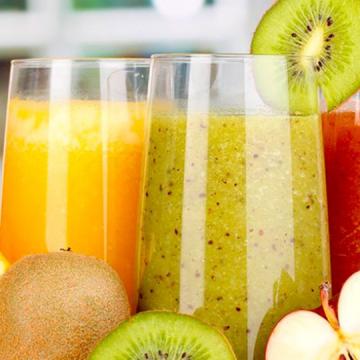 Comer fruta ou tomar suco?