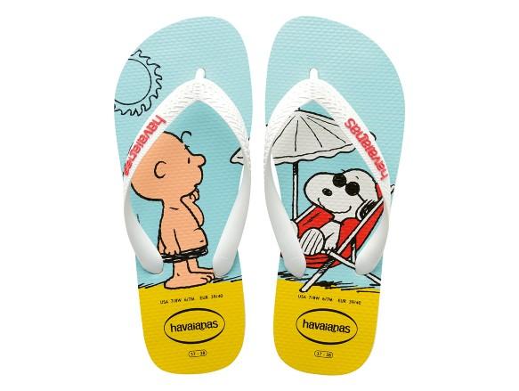 Havaianas Snoopy