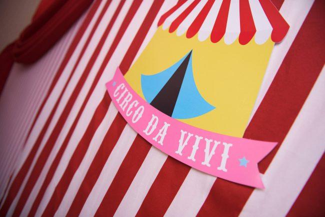 Festa Infantil: Grande Circo do Vivi