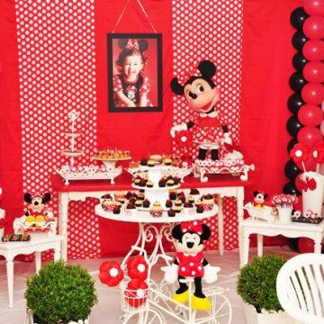 Festa Infantil: Minnie da Bianca