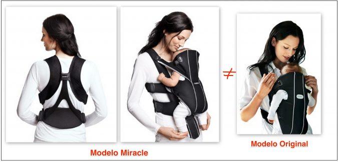 Modelos de Canguru BabyBJorn