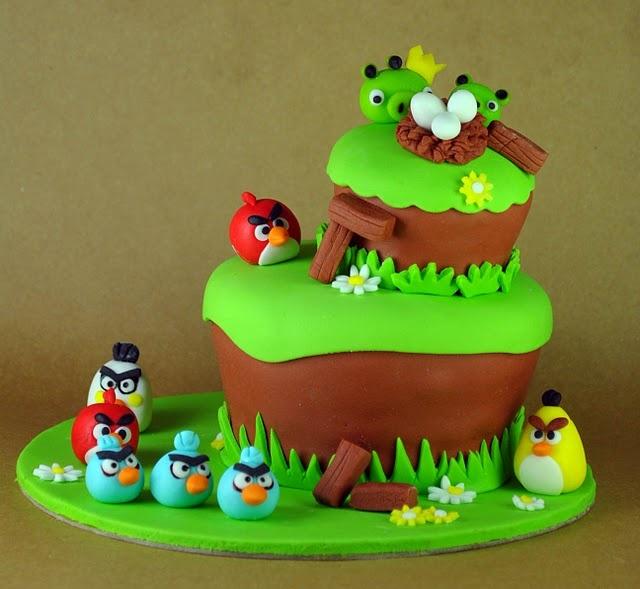 Filme e Festa: Angry Birds