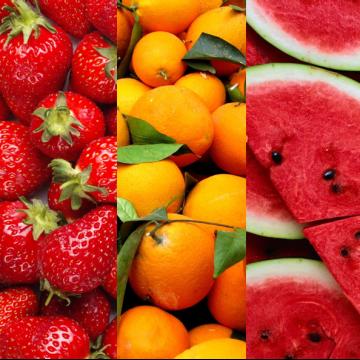 Inclua a criança no mundo colorido dos alimentos!