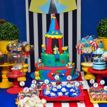 Festa Infantil: Circo do Pedro