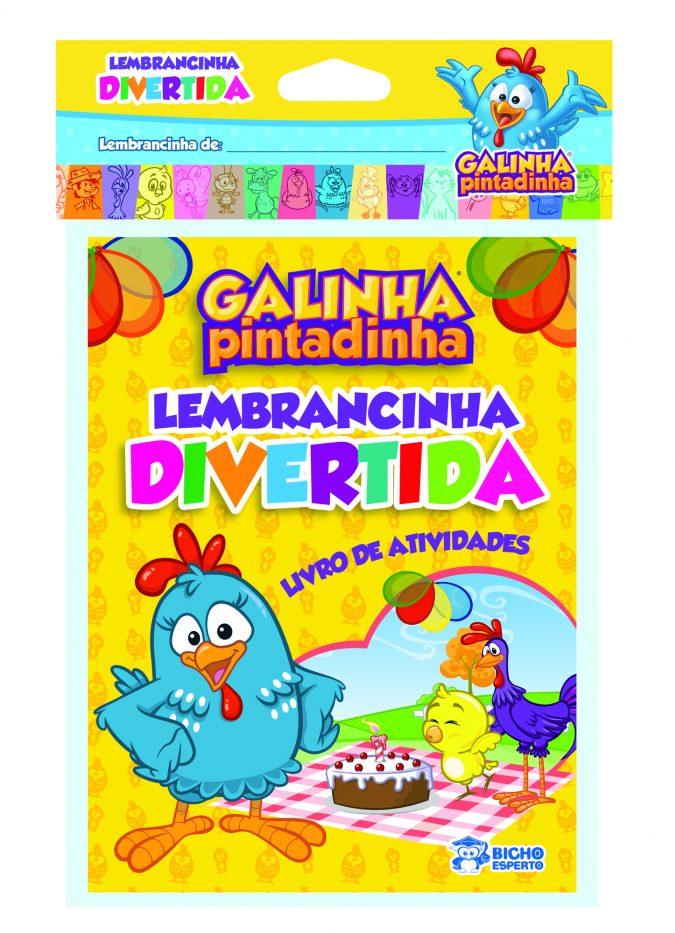 Entre no clima junino com o arraial da Galinha Pintadinha!