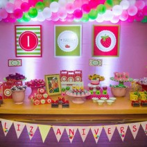 Festa Infantil: Moranguinho