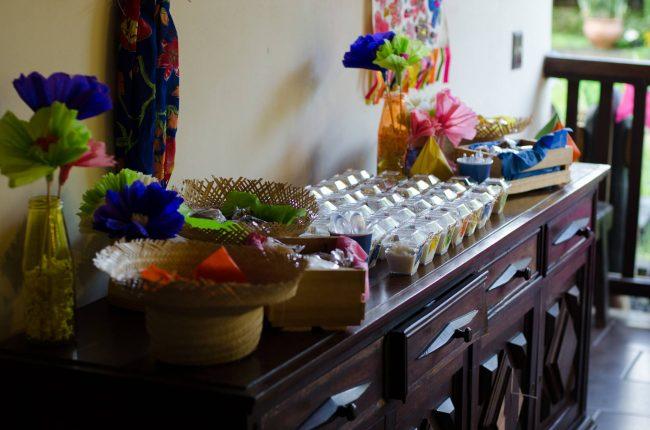 Festa Infantil: Arraial da Helena
