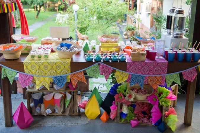 Festa Infantil: Arraiá da Helena