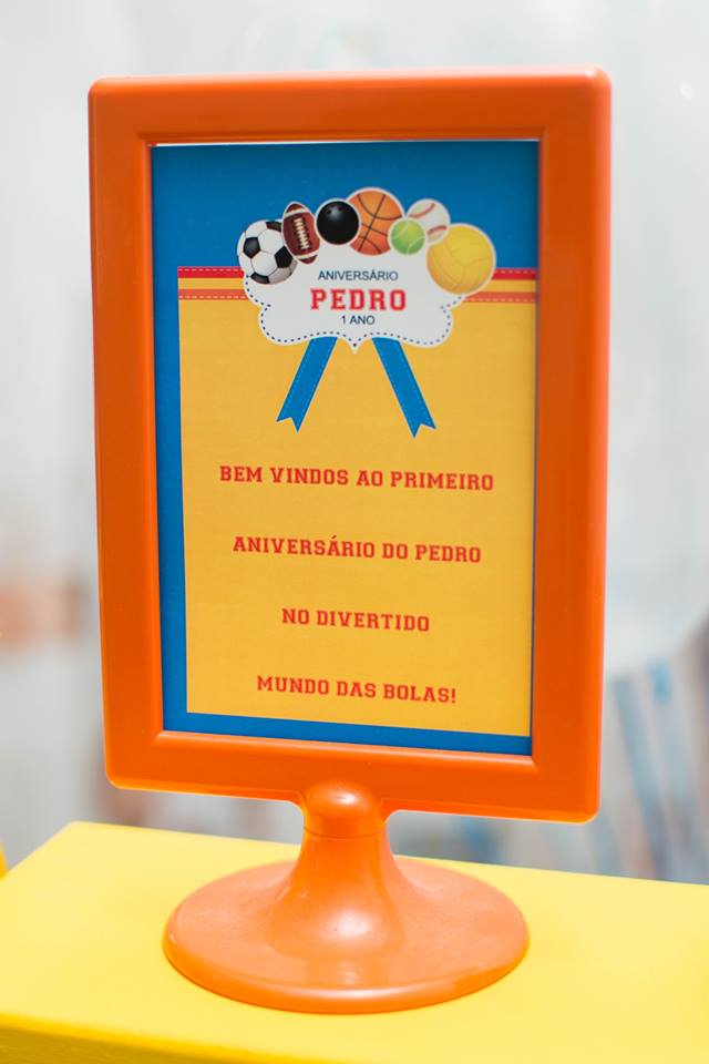 O Mundo das Bolas do Pedro