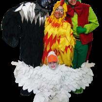 Teatro: O Patinho Feio – Prorrogado até 09/10/16