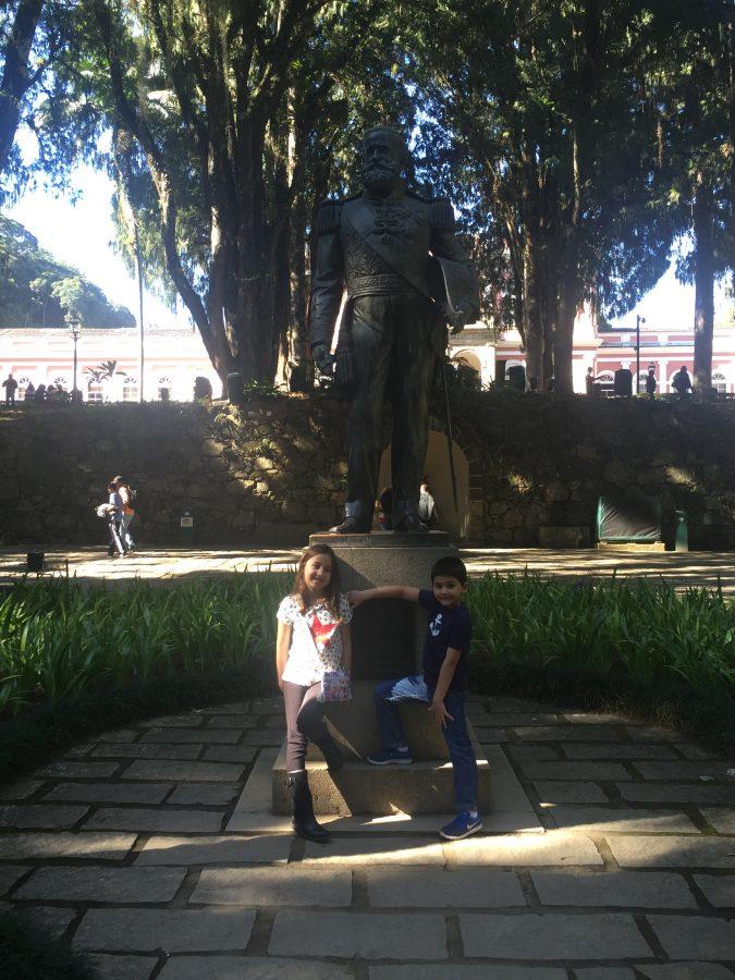 Petrópolis com crianças - Passeio na Cidade Imperial