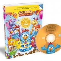 10 Anos Galinha Pintadinha: Lançamento Novo DVD