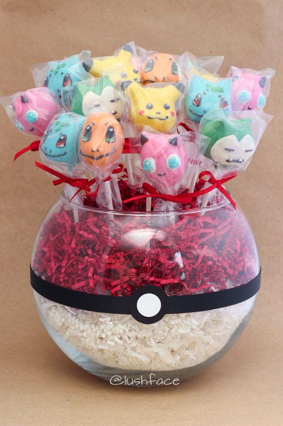 12 Ideias incríveis para festa de Pokemon